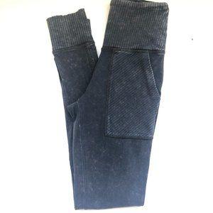 Aerie Gray High Waisted Leggings